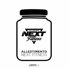 #allestimento #natale #christmas #palestra #next #fitness #salerno by #lightsdrogheriacreativa #followus
