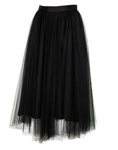 Flawless Skirt Black