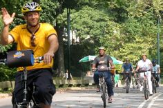 Inside Central Park - Bicycle Tours in New York City