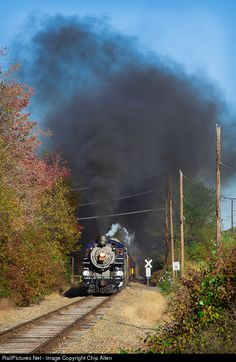 RailPictures.Net Photo: RBMN 425 Reading & Northern Steam 4-6-2 at Nesquehoning, Pennsylvania by Chip Allen