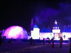 The world's largest winter carnival amazes families with a host of activities in downtown Québec City. // Chaque année, le plus grand carnaval d'hiver au monde offre une tonne d'activités hivernales pour tous!