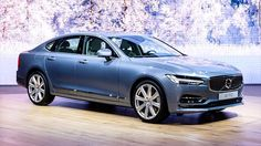 Exquisitely designed inside and out. The All-New #VolvoS90 is luxury reimagined for the modern world. #NAIAS via @cnnmoney