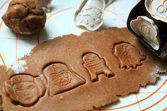 Star Wars Cookie Roller - Speculoos Recipe