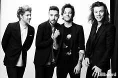 Billboard - One Direction Discuss 'New Songs, New Vibe' & 'No Control' at Billboard Music Awards