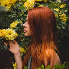 Hyperpigmentation or sunlight damage or wrinkles or skin imperfections and inflammation. All these different skin problems results in various solutions and skin products. Auburn, Beauty Trends, Beauty Hacks, Ireland Facts, Redhead Facts, Color Fantasia, Hair Care, New 52, Photos Of Women