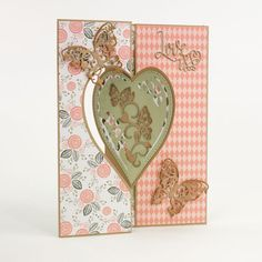 19f2baa4669a21 Flip Flop Die Set - Love is... - 1117E Tonic Cards