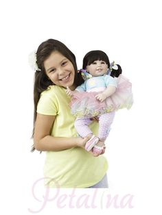 Adora ToddlerTime Doll 20in Sugar Rush Ages 6+