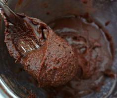 Dark Chocolate Walnut Butter. Basically homemade Nutella using walnuts .. Yummmm!