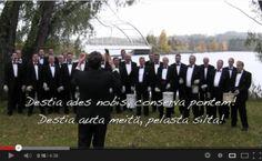 """Riuttasalmen silta Keski-Suomessa on huonossa kunnossa, joten Karstulan mieslaulajat päättivät tempaista tekemällä musiikkivideon """"Destia Ades nobis"""". YouTubessa musiikkivideo julkaistiin 29.11., ja heti joulukuun alussa siitä saapui tieto Destian viestintäänkin. Linkki lähti välittömästi leviämään innolla Destian sisällä..."""