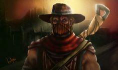 Mortal Kombat X: Erron Black by MK-Dragon