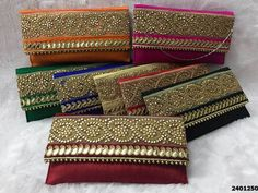 #Ethnic #trendy #stylish #beautiful# wedding#designer bags & clutches at #reasonable prices from exclusive range of imported bags,potli bags,ethnic bags,box clutches,digital print bags,designer handbags (all physical stock available) we supply to wholesalers,shopkeepers,boutiques,export houses,exhibitors etc(whats app at +91-8882376001 Or email at :- craftstagesinternational@gmail.com) #Potli Bags #Boxclutch #Slingbag #Ethnicbags #Importedbags #Digitalprint bags #Batwa Bags #Gift Pouches