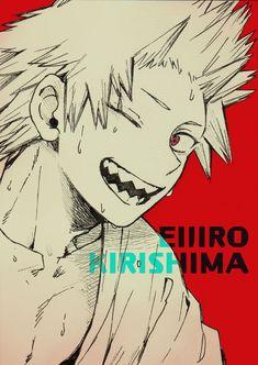 Kirishima Eijirou♡