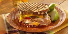 Turkey & Cheddar Panini