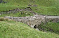 Ricker Gill Burn Bridge
