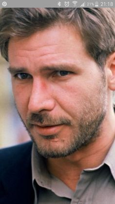 Young Harrison Ford.  You're welcome.