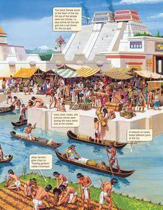 UNIT 9 - THE AZTEC & INCA EMPIRES