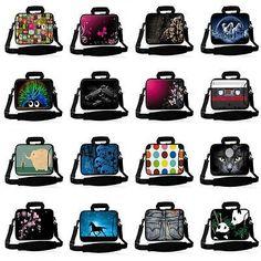 """15"""" Laptop Shoulder Bag Case For 15.6"""" Dell Inspiron /HP Pavilion /Acer Aspire"""