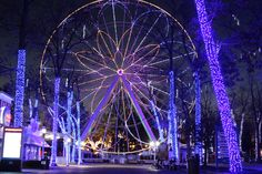 Six Flags Great Adventure NJ Winter Festival