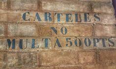 Normas  #carteles #mateosgago #igers #igerssevilla #igersspain #igersandalucia #instagramers #somosinstagramers #sevillahoy #svq #sevilla #ok_sevilla #estaes_sevilla #loves_sevilla #ig_sevilla