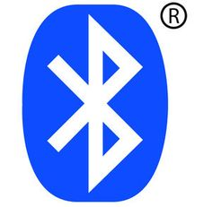 Bluetooth logo • story behind its name: origin is medieval Scandinavia! Harald Bluetooth =  Viking king of Denmark 958-970. Famous for uniting parts of DK/Nor. Mid 1990s started wireless communication. Noncompatible standards fragmented market. Jim Kardach (Intel) became cross-corporate mediator. Logo are King Bluetooth's initials in rune ; )