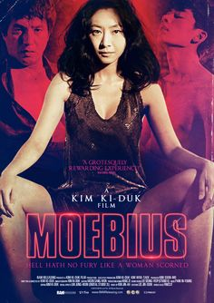 New Trailer and Poster for Moebius