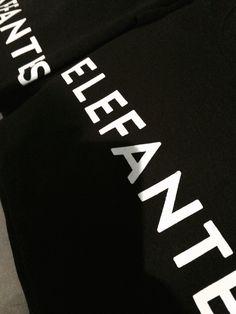 Camisetas para el Staff de Elefantes.