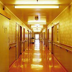 Neil Pardington - Corridor of his Clinic series. Artistic Photography, Art Photography, You Are Cute, Level 3, Documentary Photography, Corridor, Science Fiction, Clinic, Photographers