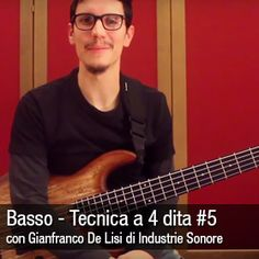 New article on MusicOff.com: Basso - Tecnica a 4 dita #5. Check it out! LINK: http://ift.tt/2iPum7h