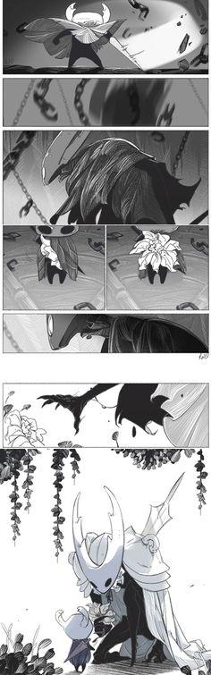 I'm not crying :'/ Character Art, Character Design, Hollow Art, Hollow Night, Knight Art, Creature Drawings, Sad Art, Demon Slayer, Video Game Art