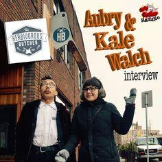 #SexyVeganRadidio interview with the creators of The Herbivorous Butcher, Kale and Aubry Walch. #vegan #herbivorousbutcher