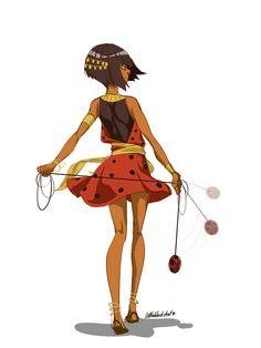 Egyptian Ladybug