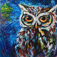 Lovejoy Creations - Midnite Owl