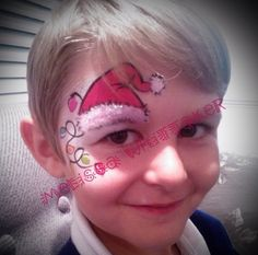 Winter Festival: Face Painting - Santa Hat