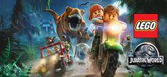 LEGO Jurassic World: rivivi le avventure della nota saga cinematografica Jurassic World Pc, Jurassic Park, Wii U Games, Lego Games, Lego Humor, Amblin Entertainment, Dinosaur Games, Lego Videos, Free Pc Games