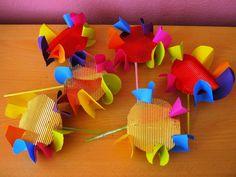 Kelebek Sanat Etkinliği | MiniMiniyiz Origami Butterfly Easy