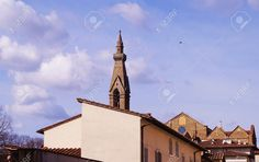 http://www.123rf.com/photo_40181780_bell-tower-of-santa-croce-church-florence-italy.html