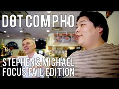Dot Com Pho HD - Michael and Stephen Can't Focus Edition