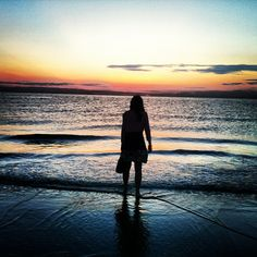 L'alba di Rimini dopo la magica #NotteRosa - Instagram by @NonSoloTuristi