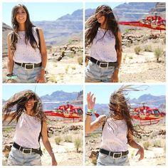Esto es lo que pasa cuando estás en el Gran Cañón intentando hacerte una foto y…