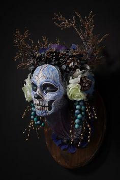 Krisztianna Muertitas - Caveiras Mexicanas