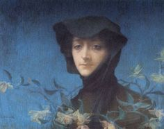 History of Art: Lucien Levy-Dhurmer