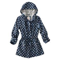 polka dot raincoat - need i say more.. #RaincoatsForWomenChristmasGifts