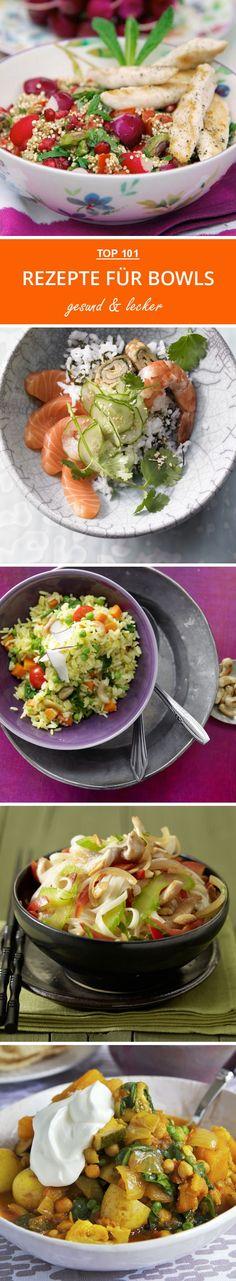 Rezepte für Bowls | eatsmarter.de