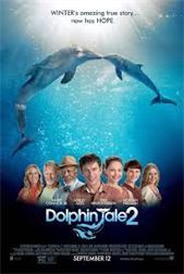 """Dolphin Tale 2"" continues the story of the brave dolphin Winter, whose miraculous rescue and rehabilitation—thanks to the invention of a gr..."