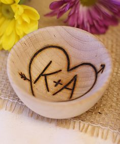 Personalized Ring Bowl