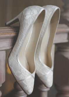 I don't know why I like the idea of lace on shoes so much but I love it!!