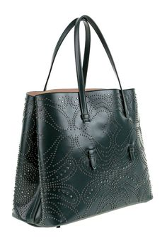Alaïa Bag, $3,154.82; colette.fr   - TownandCountryMag.com
