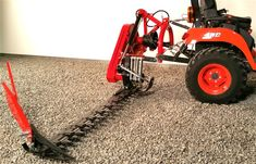 Best Sickle Bar Mower For Compact Tractors Agriculture Farming, Farming Life, Sub Compact Tractors, Garden Tractor Attachments, Homemade Tractor, Tractor Accessories, Tractor Implements, Farm Projects, Plastic Model Cars