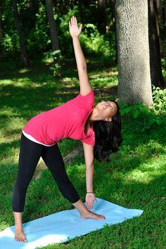 Yoga For Osteoporosis: 8 Poses To Support Bone Health (PHOTOS) #feedyourbones www.naturaloptionusa.com