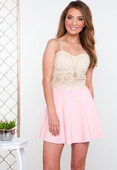 Thora Lace Bustier - Ivory – Shop Priceless